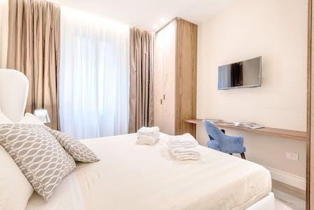 整套公寓租从16 2月 2019 (Via dei Bardi, Florence)
