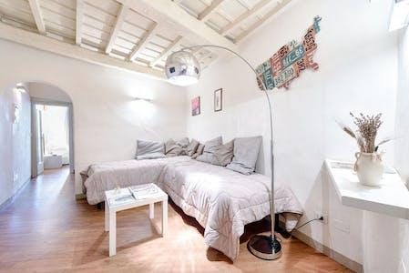 Apartamento de alquiler desde 20 Oct 2019 (Piazza del Mercato Centrale, Florence)