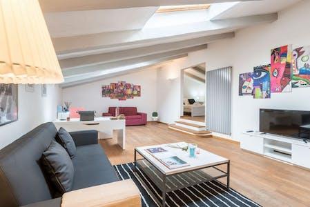 Apartment for rent from 24 Jan 2019 (Via Claudio Monteverdi, Florence)