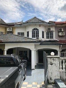Casa para alugar desde 17 jan 2019 (Jalan Tempua 3, Puchong Batu Dua Belas)