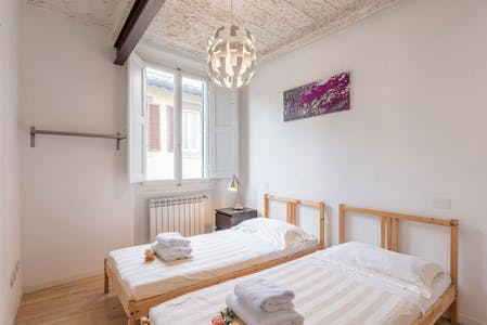 Apartment for rent from 09 May 2019 (Via dei Pepi, Florence)