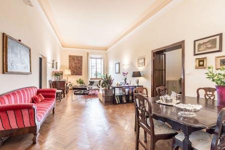 Apartamento para alugar desde 10 Jan 2020 (Piazza del Carmine, Florence)