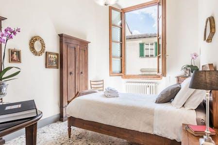 Appartamento in affitto a partire dal 22 gen 2019 (Piazza del Carmine, Florence)