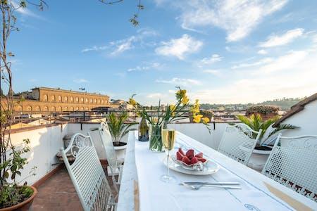 整套公寓租从22 Sep 2019 (Via Toscanella, Florence)