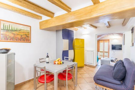 Apartment for rent from 14 May 2019 (Via dei Velluti, Florence)