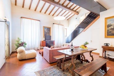 Wohnung zur Miete ab 19 Jan. 2020 (Chiasso del Buco, Florence)
