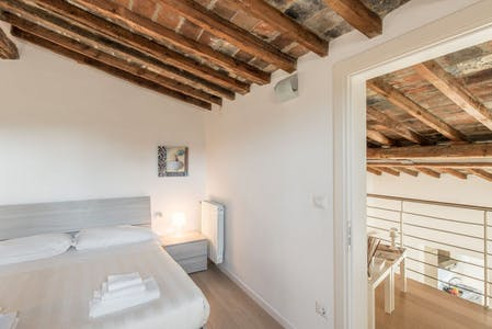 Appartement à partir du 26 mars 2019 (Via di Camaldoli, Florence)