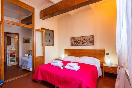 整套公寓租从30 6月 2019 (Via del Giglio, Florence)