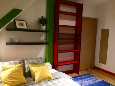 Private room for rent from 03 Jul 2020 (Rue du Général Gouraud, Strasbourg)