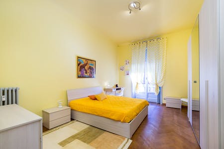 Private room for rent from 16 Feb 2020 (Viale Molise, Milan)