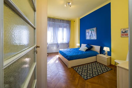Chambre privée à partir du 01 oct. 2019 (Viale Molise, Milan)