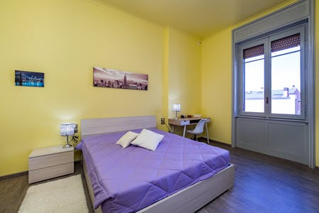 Shared room for rent from 01 Oct 2019 (Viale Molise, Milan)