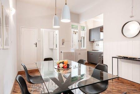 Appartement te huur vanaf 15 Sep 2019 (Via Mazzetta, Florence)