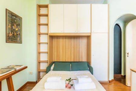 Apartamento de alquiler desde 18 feb. 2019 (Via dei Barbadori, Florence)