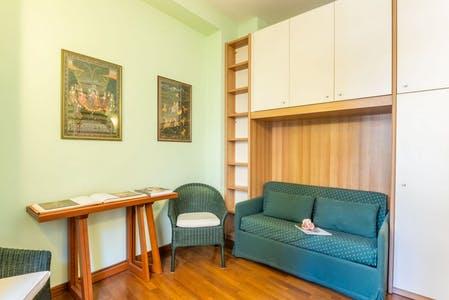 Apartment for rent from 25 Oct 2019 (Via dei Barbadori, Florence)