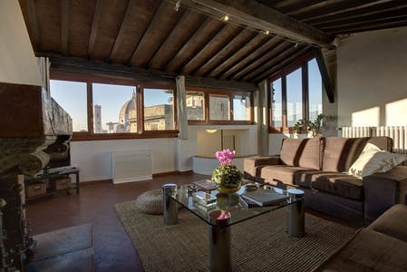 Apartment for rent from 20 Aug 2019 (Via Matteo Palmieri, Florence)