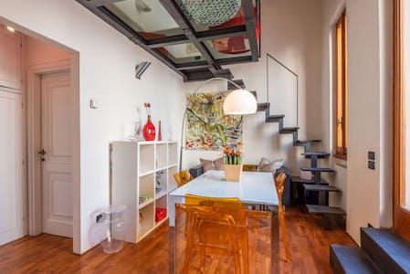 Appartement à partir du 24 Aug 2019 (Via Venezia, Florence)
