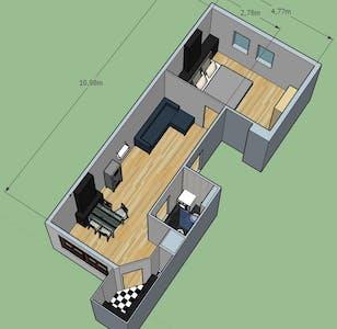 Apartment for rent from 01 Feb 2019 (Zwaanshals, Rotterdam)
