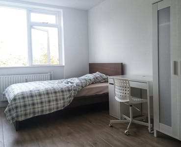 Private room for rent from 01 Jul 2019 (Prinsenlaan, Rotterdam)