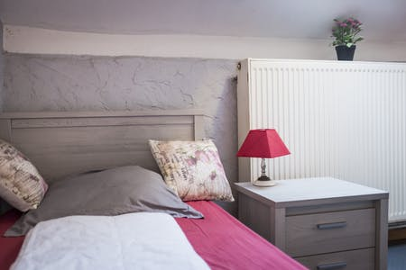 Private room for rent from 23 Feb 2020 (Rue du Général Bertrand, Liège)