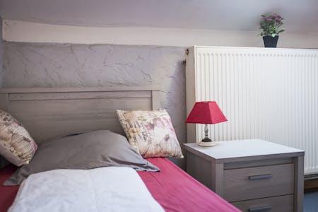 Quarto privado para alugar desde 16 jan 2019 (Rue du Général Bertrand, Liège)