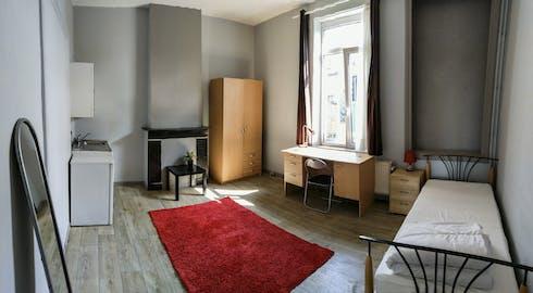 Quarto privativos para alugar desde 29 jan 2020 (Rue du Général Bertrand, Liège)