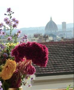 整套公寓租从01 8月 2019 (Via della Madonna della Querce, Florence)