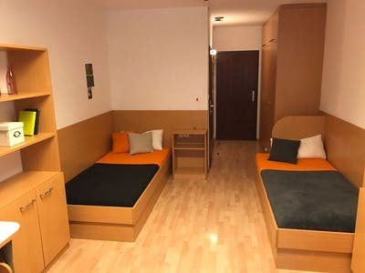 Shared room for rent from 20 Jun 2019 (Wilhelm-Exner-Gasse, Vienna)
