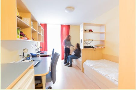Mehrbettzimmer zur Miete ab 01 Apr. 2020 (Mittelgasse, Vienna)