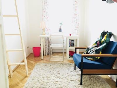 Privé kamer te huur vanaf 18 feb. 2019 (Theresiengasse, Vienna)