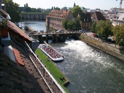 Private room for rent from 27 Apr 2019 (Quai Turckheim, Strasbourg)