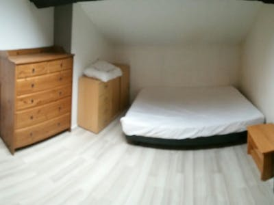 Private room for rent from 24 Jan 2019 (Place de la Gare, Palaiseau)