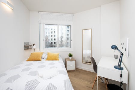 Stanza privata in affitto a partire dal 16 lug 2019 (Carrer de Los Castillejos, Barcelona)