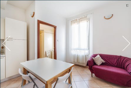 Apartment for rent from 01 Aug 2020 (Via Giuseppe Mazzini, Bologna)