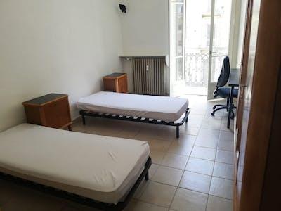 Apartamento para alugar desde 29 fev 2020 (Corso Palermo, Turin)