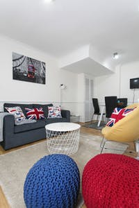 Apartment for rent from 05 Sep 2020 (Warwick Way, London)