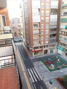 Habitación privada de alquiler desde 21 feb. 2019 (Calle Escultor Roque López, Murcia)