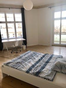 Habitación privada de alquiler desde 18 ene. 2019 (Stephanstraße, Berlin)