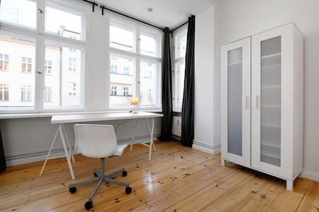 WG-Zimmer zur Miete ab 01 Jan. 2021 (Stephanstraße, Berlin)