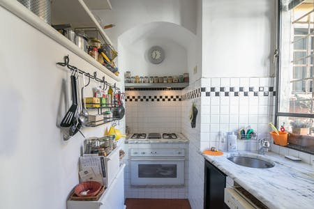 Apartment for rent from 26 Aug 2019 (Via delle Bombarde, Florence)