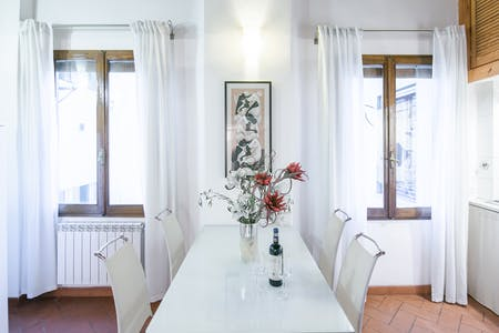 Apartment for rent from 11 Nov 2019 (Via di San Niccolò, Florence)