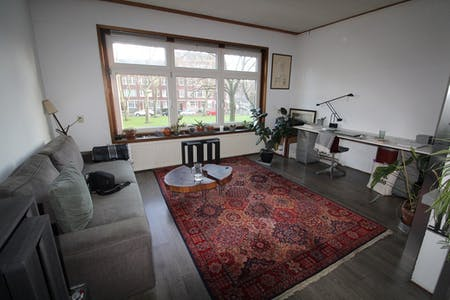 Apartment for rent from 01 Feb 2019 (Borgesiusstraat, Rotterdam)