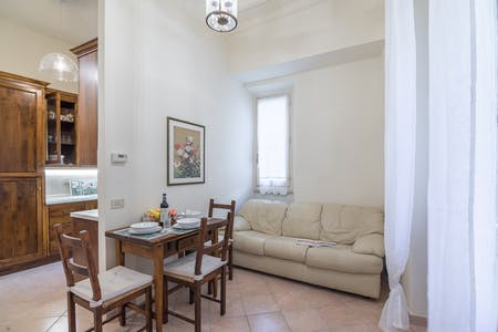 Apartment for rent from 15 Sep 2019 (Piazza dei Rossi, Florence)