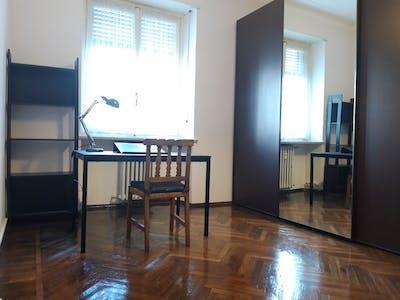 Privatzimmer zur Miete von 22 Jan. 2019 (Via Cristoforo Colombo, Turin)