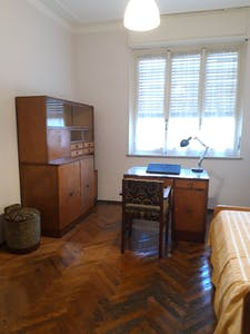 Private room for rent from 28 Aug 2019 (Via Cristoforo Colombo, Turin)