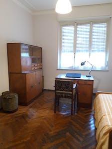 单人间租从28 Aug 2019 (Via Cristoforo Colombo, Turin)