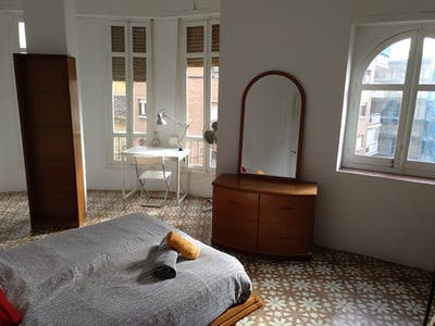 Private room for rent from 01 Feb 2020 (Calle Ollerías, Málaga)