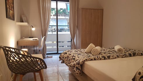 Private room for rent from 17 Feb 2019 (Marni, Athens)
