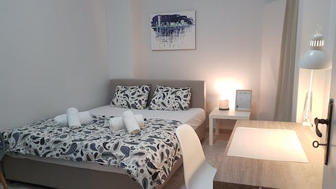 Private room for rent from 19 Feb 2019 (Marni, Athens)