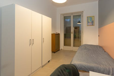 Habitación privada de alquiler desde 02 Jan 2020 (Viale Pisa, Milan)